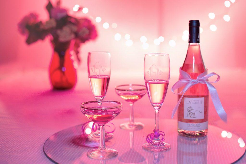 How is wine prepared?